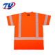 Roadway Safety Breathable High Visibility Shirt