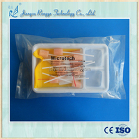 Medical disposable sterile oral care kit surgical instruments