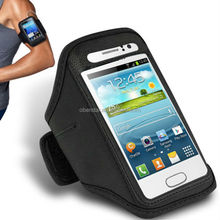 Water proof Sport jogging running gym armband Strap Case For Samsung Galaxy Fame cover