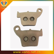 China factory atv disc brake pads in sintering for motorcycle