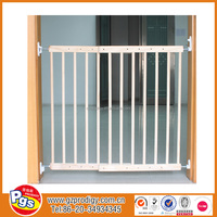 safety barrier fence/wooden baby door/cheap yard fencing