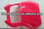Motorcycle fairing head cover parts for GXT200