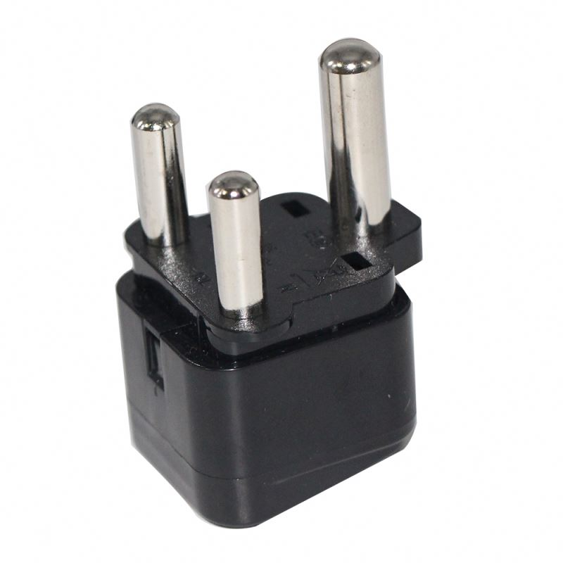High Quality Custom Wholesale universal travel adapter uk plug