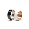 Stainless Steel Couple Nfc Smart Lover Ring