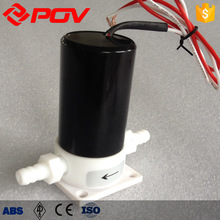 Hose connection plastic king solenoid valve 1/2''