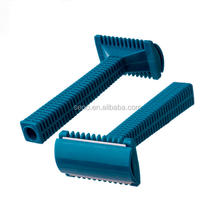 safety razor head double edge disposable razor