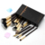 JAFON factory private label 15pcs makeup brush set with customized gift box