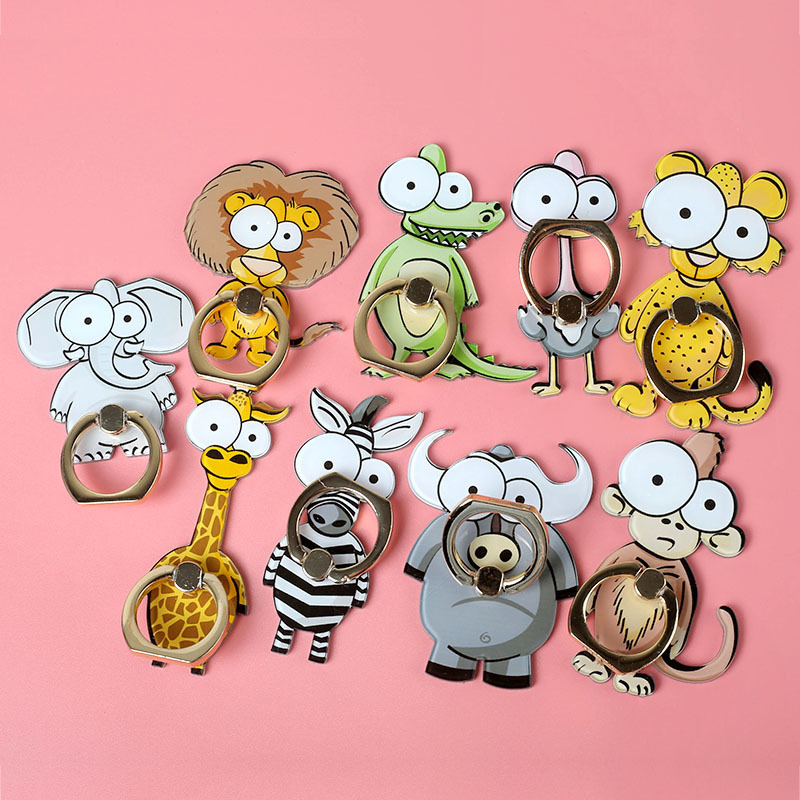 Wholesale high quality unique handphone ring holder