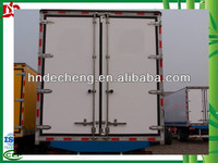 Refrigerated truck body ,4*2 5ton foton thermo king small reefer freezer cold box truck