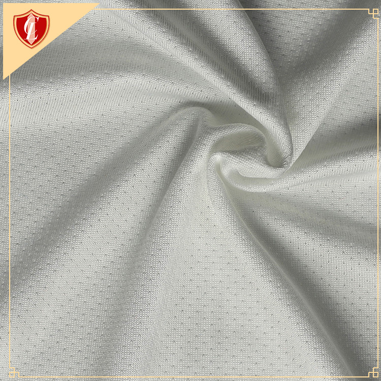 Custom Stretch White Elastin Fabrics