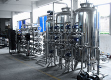 Industrial Systems Water Purification Plant Cost