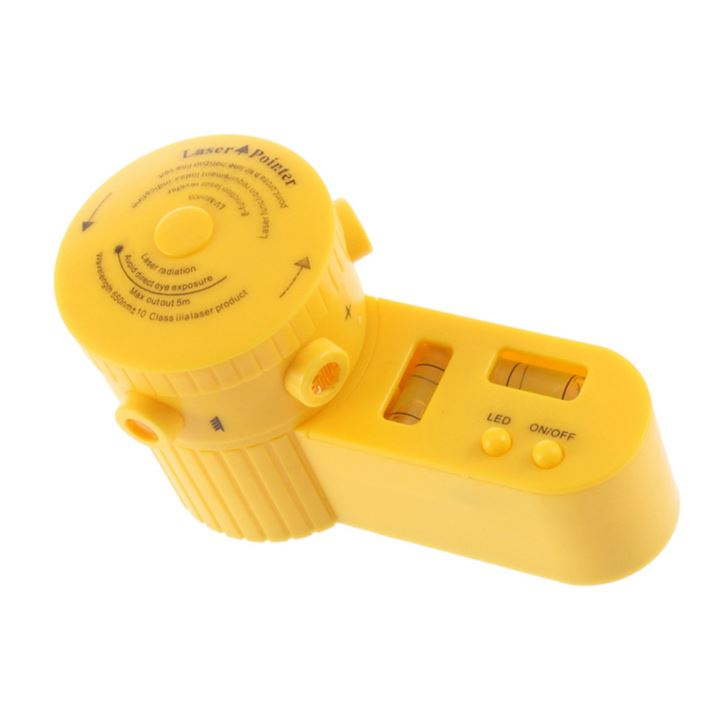 New Plastic Multifunction Land Laser Level Meter Leveler Tool Cross Line Laser Level With Tripod Useful