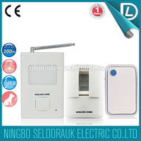 Competitive price and nice shape fasionable digital sensor entry door chime for shop/store/warehouse