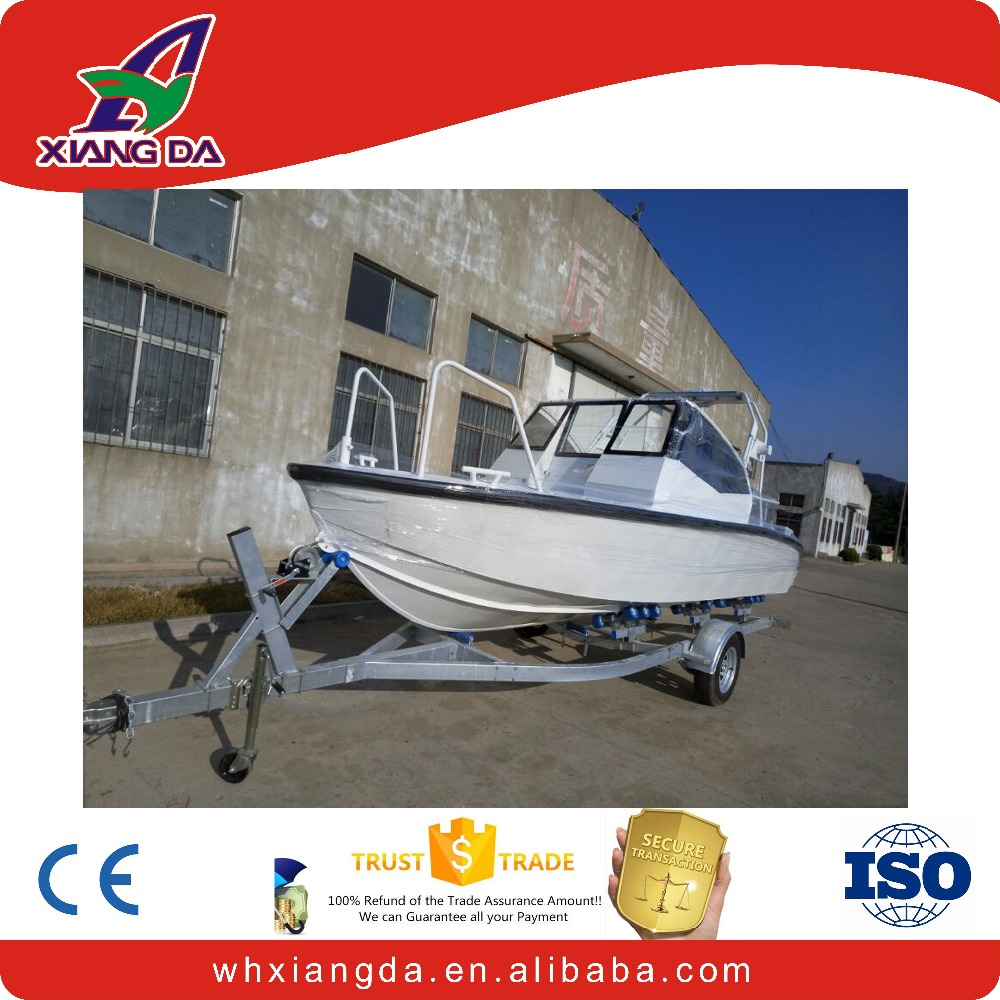 Factory direct supply marine fishing vessel for sale