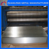 professional manufacturer supply galvanized metal roofing/roof tile