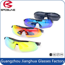 Promotion Wraparound Sun Glasses Women Suitable For Cycling,Fishing,Running