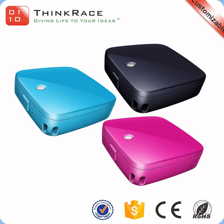 Light weight magnetic charging ip67 waterproof mini personal gps tracker