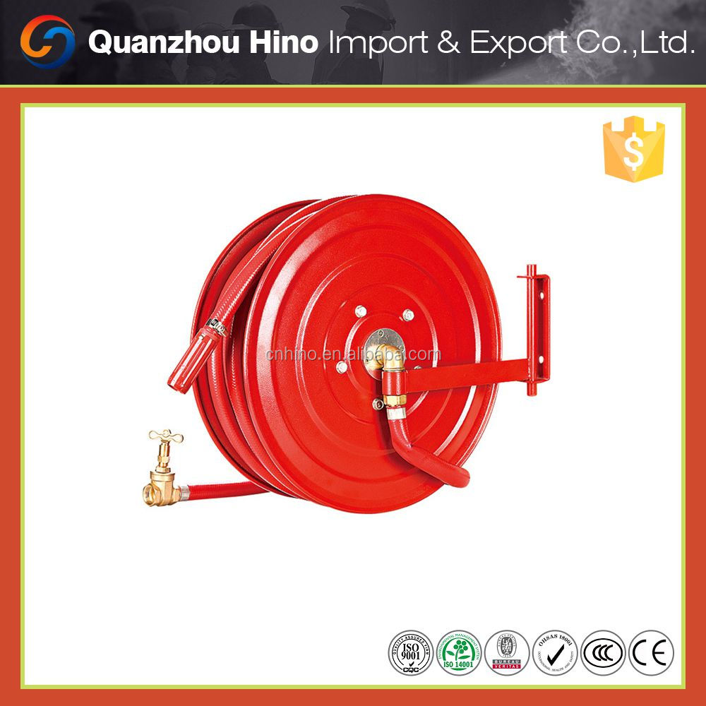 Fire fighting equipment 2 inch hose reel