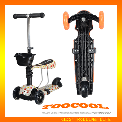 water transfer print toddlers kids scooters for sale