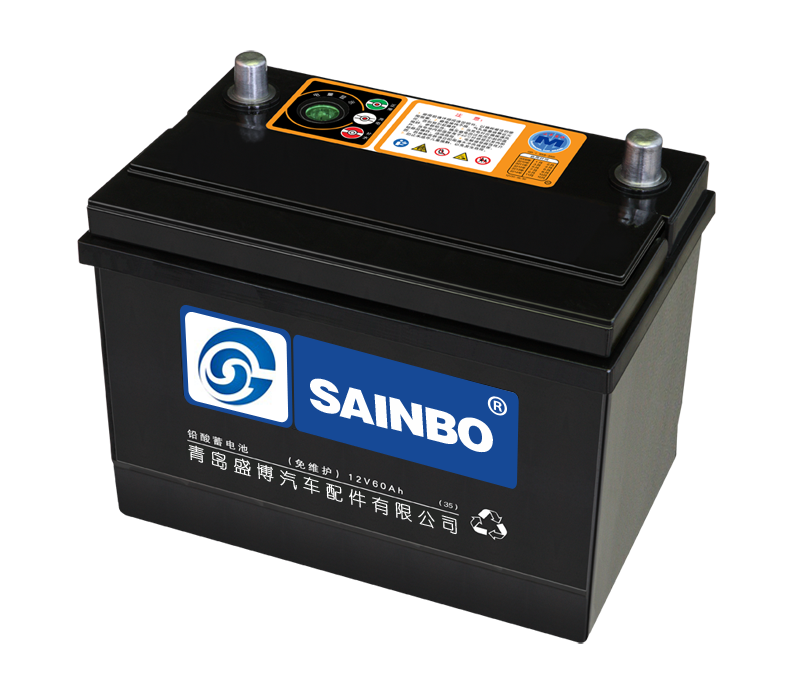 good price, SMF battery, maintenance free car battery