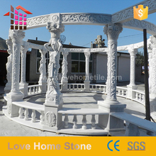 Most Popular Europe Product Outdoor cheap outdoor stone gazebos designs with great price