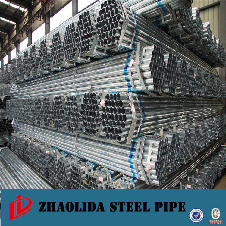 steel pipe bs1387 ! galvanized pipe corral fence panels hot dipped galvanized steel pipe round section