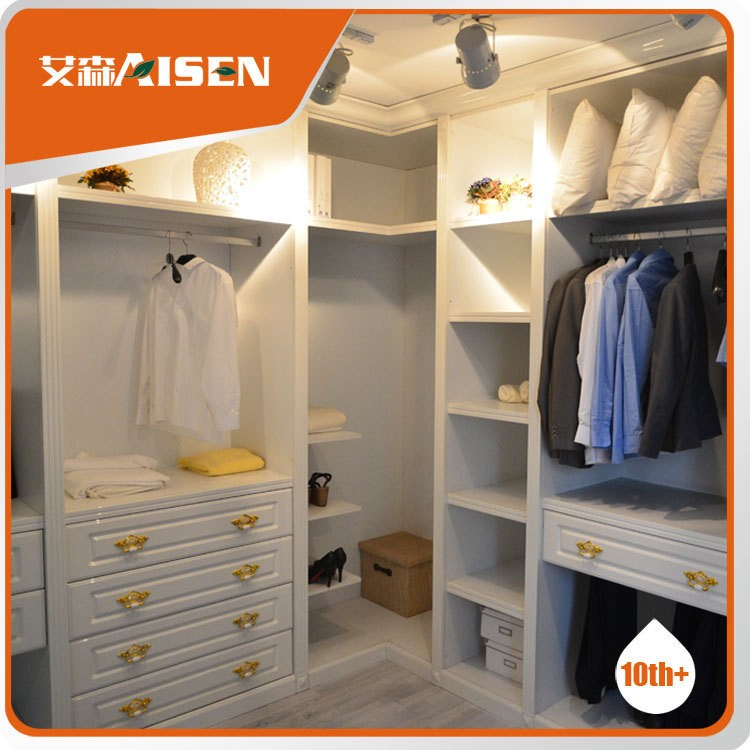 Economical and practical project assemble factory price for Walk in closet india