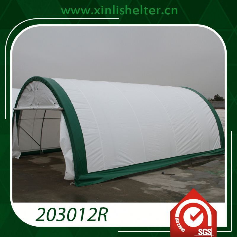 Folding Portable Car Shelter : Portable folding car garage carport view xinli