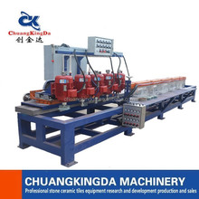 Automatic Quartz stone edge grinding polishing machine