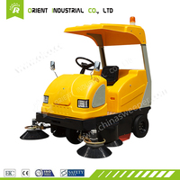High quality E8006 cheap price of road sweeper truck