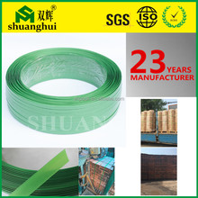 PET strapping for packing glass, bottles, woods, metals ,paper and brick