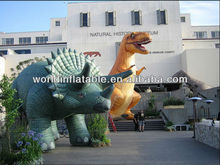 inflatable advertising dragon