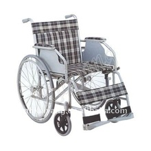 KY868--Economy steel manual wheelchair