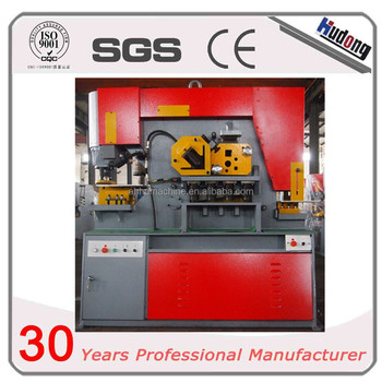 Q35Y-25 multi-purpose high quality ironworkers