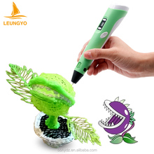 Kids erasable DIY magic pen digital indoor 3D toys 3D printer pen