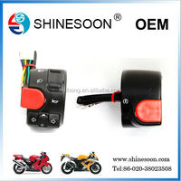 Motorcycle ignition switch , motorcycle handlebar switch
