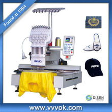 Cheap embroidery machine for baseball cap