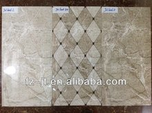 2014 Most popular 300x600mm lexus tiles used for wall decoration