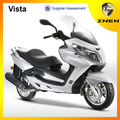 ZNEN MOTOR Vista (Patent gas scooter, electric scooter ,EEC, EPA, DOT) New classical retro Sporty Design Moto model