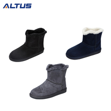 New style high quality woman boots 2017 winter,women boots round,ladies in boots