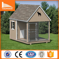 Anping A.S.O direct supplier decorative dog kennels/ 6ft dog kennel cage/ metal wire dog kennel