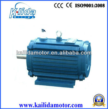 [YSF-802-6] 550 W electric motor, fan motor cast iron with copper wire