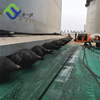 Heavy duty Natural Rubber Airbag Dunnage Marine Rubber Fender For Ship Launching