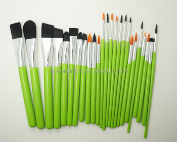 Beauty Products Factory Nail Supplies Customized Nail Brushes Set