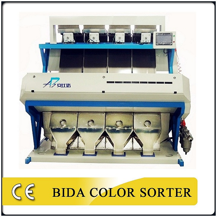 Optical onion garlic flake color sorter machine with good after sales service provided