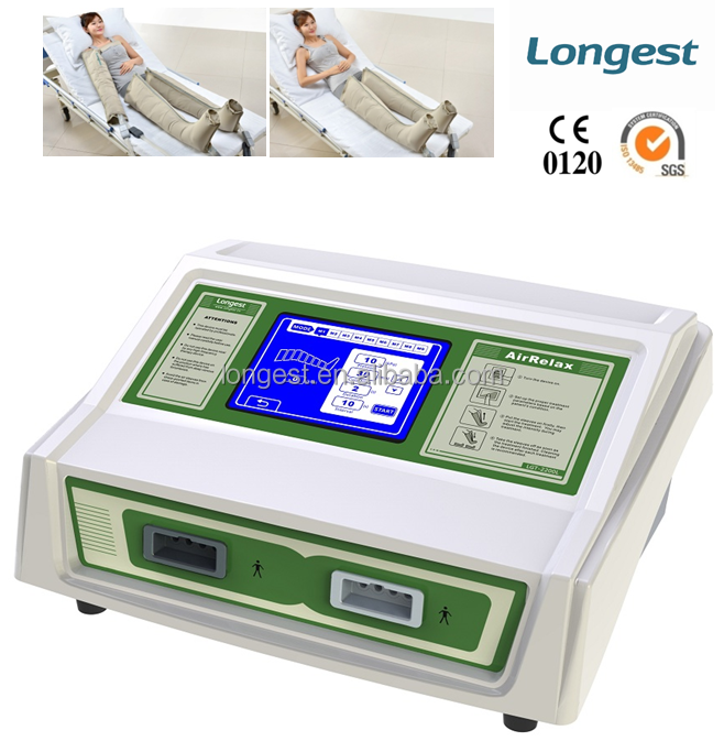 Pressotherapy Machine for Lymph System Stimulation and Blood Circulation