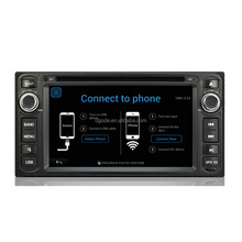 6.2 inch 2 din android car multimedia system for Toyota Hilux 2001-2011