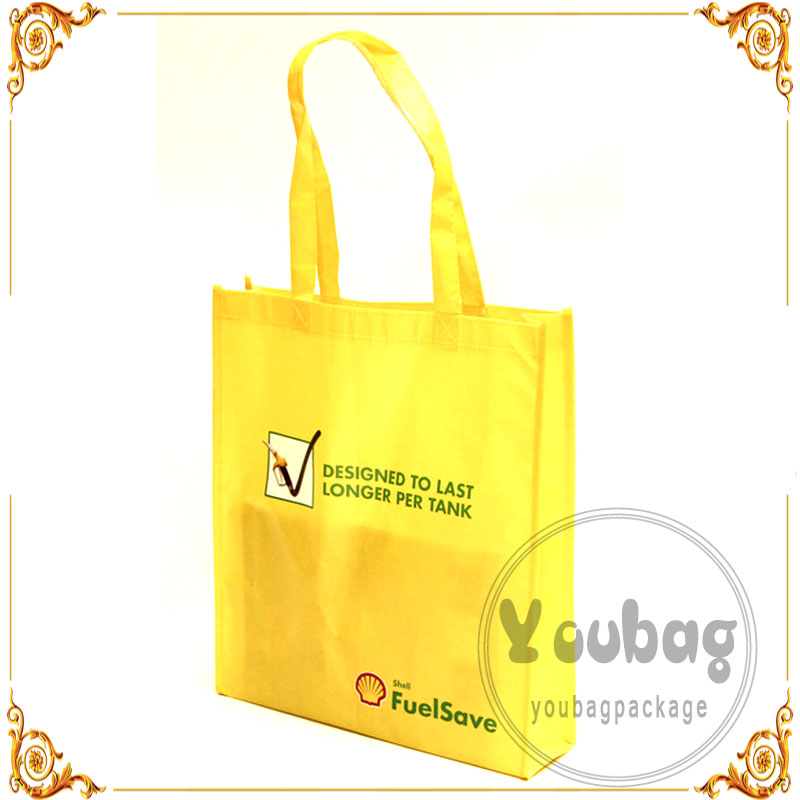 folding fruit shape shopping bags non woven bag die cut handle non woven bag