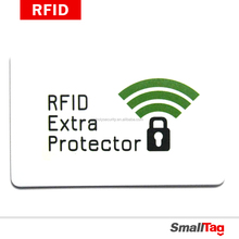 rfid blocking card sleeve for ID protection against theft RFID blocker