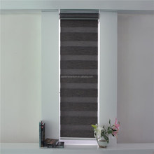 china decorative blockout fabric zebra roller window blind curtain